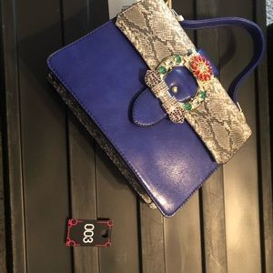Handbags - Ladies Jewel Clutch